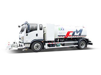 Electric High-pressure Cleaning Truck - FLM5180GQXHDBEV