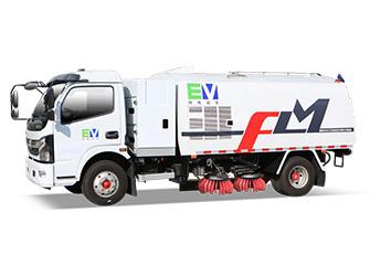 Electric Street Sweeping Truck - FLM5080TSLDGBEV