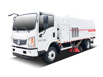 Electric Street Sweeping Truck - FLM5120TSLDTBEV