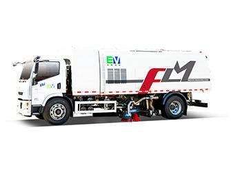 Electric Vacuum Sweeping Truck - FLM5180TXCYJBEV
