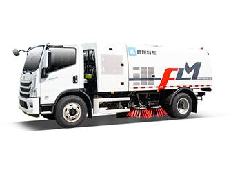Hydrogen Fuel Cell Street Sweeping Truck - FLM5120TSLNJFCEV