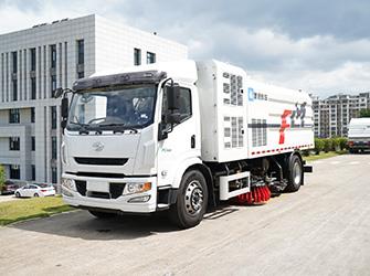 Hydrogen Fuel Cell Street Sweeping & Washing Truck - FLM5180TXSNJFCEV
