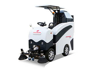 Electric Ride-on Road Sweeper - FLMSD13