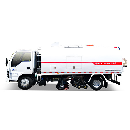 Detailed function introduction of FULONGMA vacuum truck