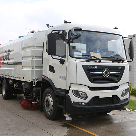 FULONGMA cleaning and sweeping vehicle function configuration introduction