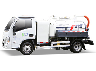 Electric Septic Cleaning Truck - FLM5040GXENJBEV