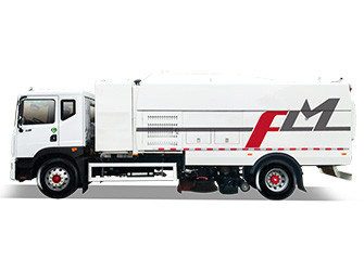Natural Gas Street Sweeping Truck - FLM5181TSLDG6NG
