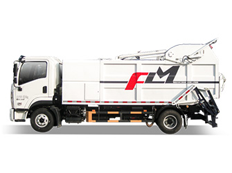 Natural Gas Garbage Compactor Truck - FLM5080ZYSDF6NGGW
