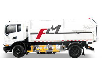 Natural Gas Docking-type Garbage Truck - FLM5180ZDJDF6NG