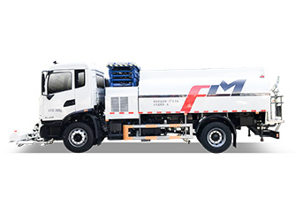 High-pressure Cleaning Truck - FLM5180GQXDF6P