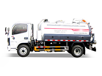 Septic Cleaning Truck - FLM5070GXEDG6