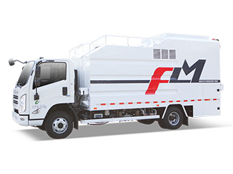 Dustbin Cleaning Truck - FLM5080TQXJL6