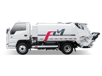 Garbage Compactor Truck - FLM5060ZYSJL6