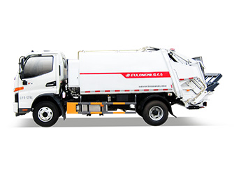 Garbage Compactor Truck - FLM5080ZYSJQ6