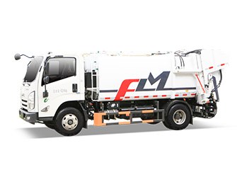 Food Waste Collection Truck - FLM5080ZYSJL6CY/FLM5080TCAJL6H