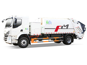 Electric Garbage Compactor Truck - FLM5180ZYSDLBEVK