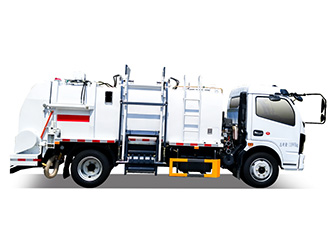 Food Waste Collection Truck - FLM5111TCAQL6