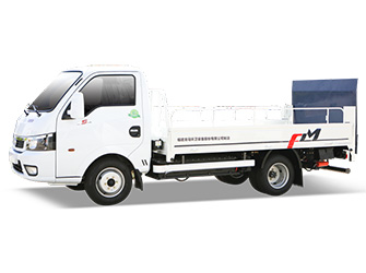 Electric Dustbin Transfer Truck - FLM5040CTYDGBEV