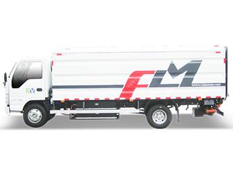 Electric Sealed Dustbin Transfer Truck - FLM5070XTYQLBEV