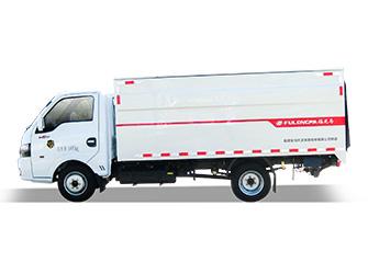 Sealed Dustbin Transfer Truck - FLM5030XTYDG6