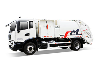 Split-body Garbage Truck - FLM5180ZFJDF6