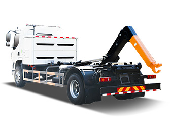Electric Hook-lift Garbage Truck - FLM5180ZXXDLBEV