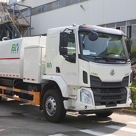 FULONGMA pure electric garbage compactor truck function, configuration, and highlights