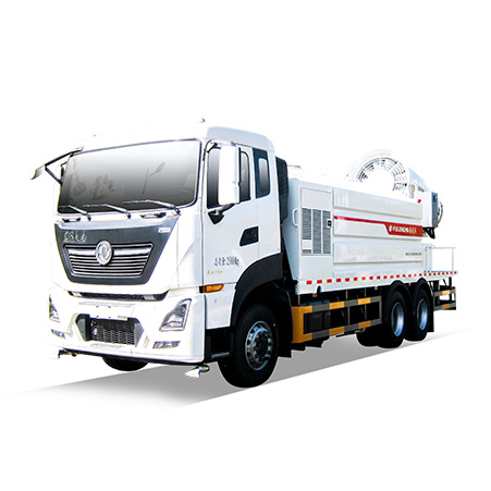 Functions and advantages of FULONGMA Dongfeng chassis 25-ton multi-function dust suppression vehicle