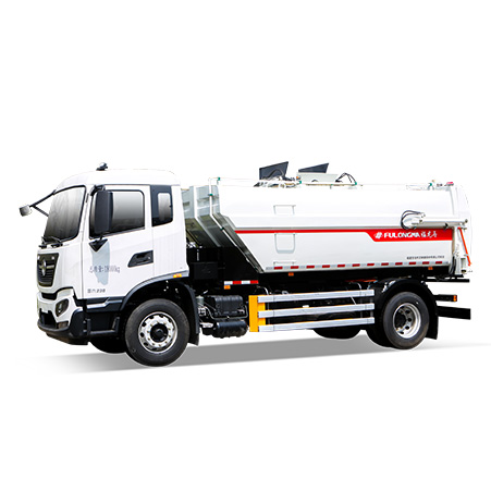Performance and characteristics of FULONGMA Food Waste Collection Truck