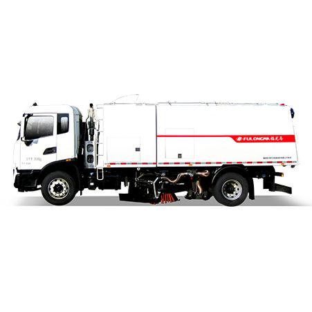 Functional characteristics of FULONGMA's new 18-ton Vacuum Sweeping Truck